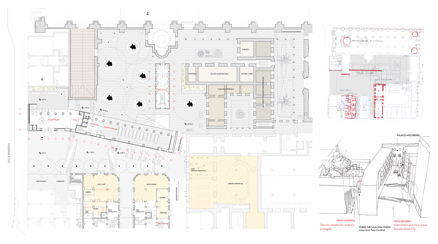 Floor-plans and drawings